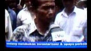 Berita TVRI 07/03/07  Part 1 Gempa Sumatra Barat Padang
