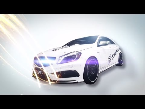 Mercedes Benz CLA45 AMG with iPE exhaust DRIVE & SOUND