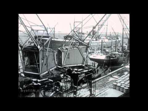 De Haven van Amsterdam (1919) - Eye Filmmuseum