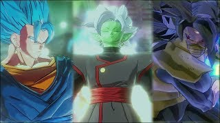 Dragon Ball XENOVERSE 2 All DLC 4 Parallel Quests ULTIMATE FINISH Z-RANK w/ Win Conditions & Rewards
