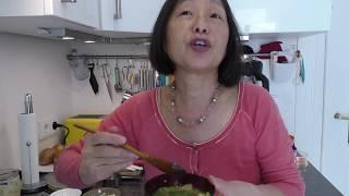 Misosuppe mit Chinakohl