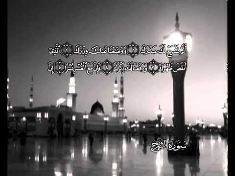 Sura Die Verbreitung <br>(Asch-Scharh) - Scheich / Mohamad Ayub -