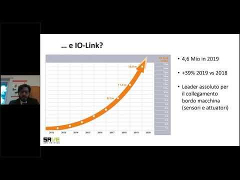 Bus di campo, Ethernet, Industria 4.0, Profibus, Profinet
