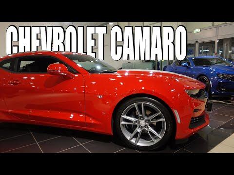 Взял Chevrolet Camaro VI (2.0 AT) Полетели? Цена, скидки, ТО, КАСКО, налог - что по чем.