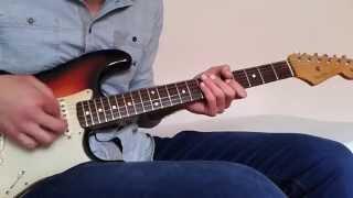 You Got Me Floatin' - Jimi Hendrix (Cover) Rhythm Guitar