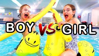 POOL PARTY KIDS GAMES 3 Challenge By The Norris Nuts