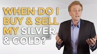 When Do I Buy & Sell My Silver & Gold? - GoldSilver Insider Program - Mike Maloney