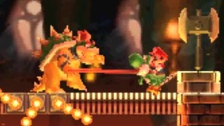 Super Mario Maker 3DS - Super Mario Challenge - World 17 (All Medals)