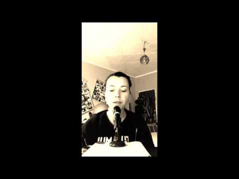 Kat Dahlia- Gangsta Instrumental with lyrics - Adriana