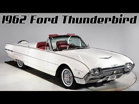Video of '62 Thunderbird - PYW4