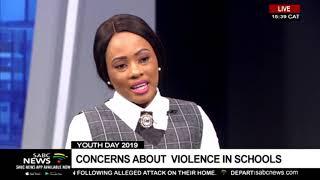 Concerns On Violence In SA Schools: Maluleke, Macheke