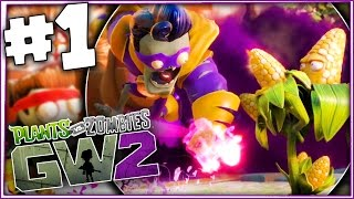 Plants vs. Zombies: Garden Warfare 2 - THE DREAM TEAM! [1]