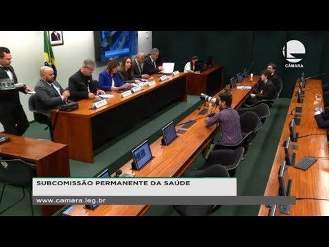 Subcomissão Permanente da Saúde - Revisão de instrumentos de gestão do SUS - 22/08/2019 - 14:12