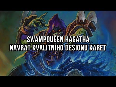 Swampqueen Hagatha - Návrat kvalitního designu karet