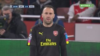 Download Video David Ospina vs Ludogorets Razgrad (Home) UCL 2016-17 HD 720p MP3 3GP MP4