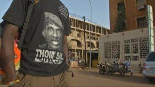 Burkina Faso: Generation Sankara