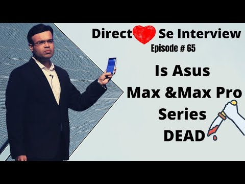 Asus Rog Phone 2 discontinued! Is Asus Max Pro and Max series still Alive?
