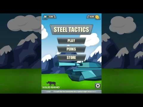 Video of Steel Tactics