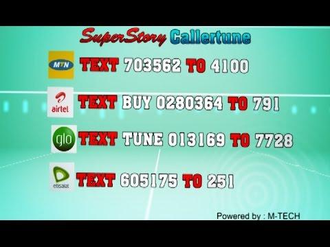SuperStory CallerTune