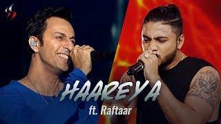 Haareya | Salim Merchant ft. Raftaar | Mtv Hustle | Salim Sulaiman