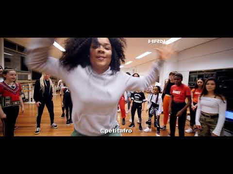 Petit Afro Presents: Afro Dance – Song: Quero Danza || PROD. Moris beat|| Video By HRN