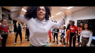 Petit Afro Presents: Afro Dance   Song: Quero Danza    PROD. Moris Beat   Video By HRN