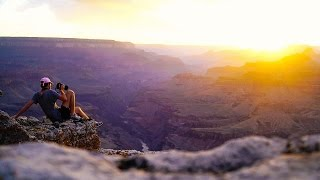 GRAND CANYON - BEST SUNSET LOCATION you NEED to see!!