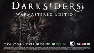 Darksiders Warmastered Edition STEAM cd-key GLOBAL