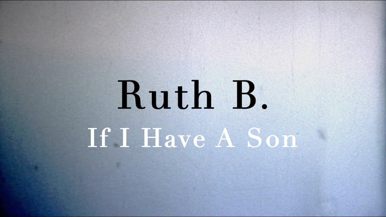 If I Have A Son Lyrics