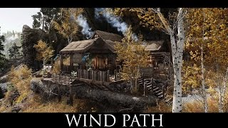 TES V - Skyrim Mods: Wind Path