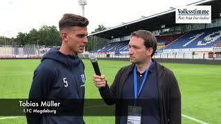 Tobias Müller im Gespräch