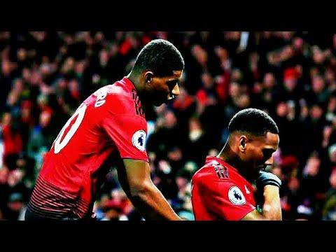Anthony Martial x Marcus Rashford - The Dynamic Duo - Skills & Goals 2018/19 •HD