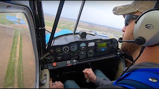 World's NEWEST TailWheel Pilot!?