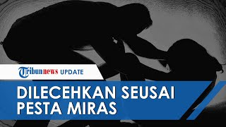 Tidur Pulas setelah Pesta Miras, Seorang Wanita di Pasuruan Dilecehkan oleh Pria yang Baru Dikenal