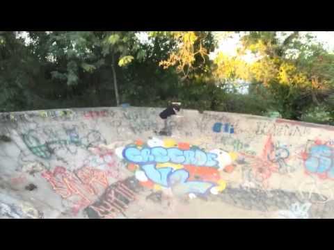 Cascade skatepark bowl Maryland 2015 Devin Carlson
