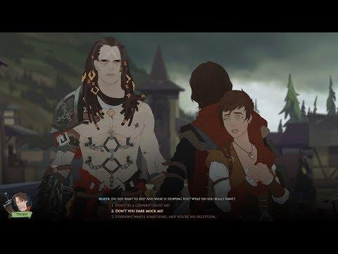 Ash of Gods - Kickstarter Teaser thumbnail