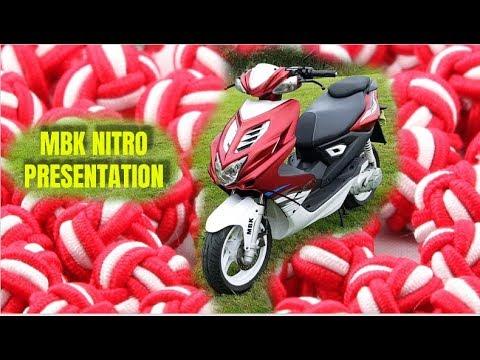 MBK NITRO PRESENTATION + TEST