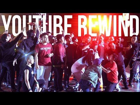 YOUTUBE REWIND INDONESIA 2016 - Unity in Diversity | BTS TERGOKIL COY ! - PROS VLOG 38