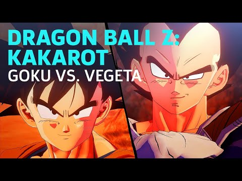 Dragon Ball Z: Kakarot – Goku vs. Vegeta Boss Fight (Saiyan Saga)