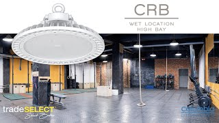 video: Columbia Lighting's CRB Wet Location High Bay