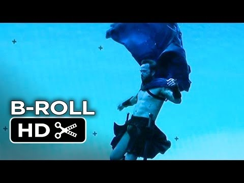 300: Rise of an Empire Complete B-Roll