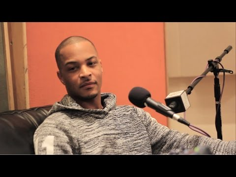 Angela Yee's Lip Service: T.I & London Jae Share Disturbing Stories & More (LSN Podcast Footage)