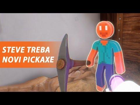 LIK IZ MINECRAFTA TREBA POMOĆ - Supraland (EP10)