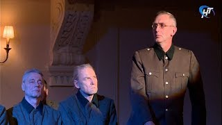 Новгородский музей реконструирует суд над нацистскими преступниками