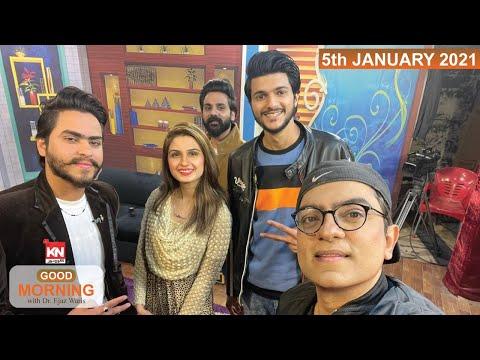 Good Morning With Dr Ejaz Waris | Part 1 | 05 January 2021 | Kohenoor News Pakistan
