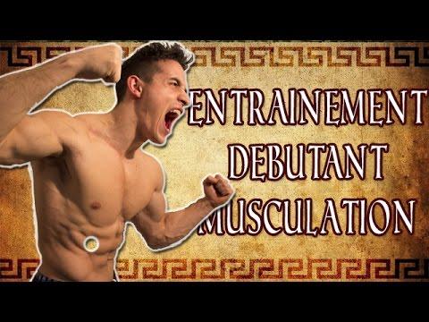 ENTRAINEMENT DEBUTANT MUSCULATION !!