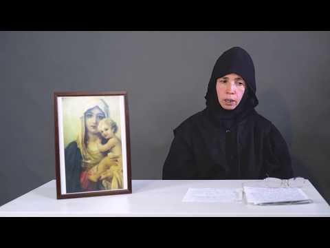 Молитва женщин перед юбилеем