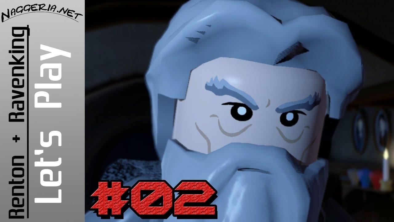 LEGO: Der Herr der Ringe – 02 – Ringgeister nerven! (Deutsch / Let's Play)
