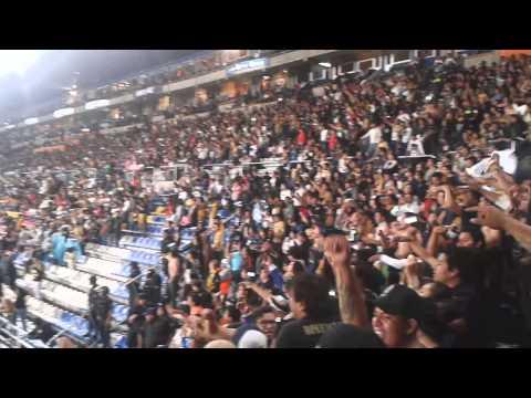 """pachuca vs PUMAS 2015 copada al tuzo"" Barra: La Rebel • Club: Pumas"