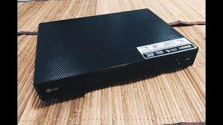 Blu-ray Player LG BP 450 - Tech